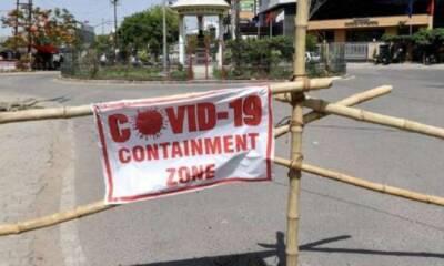 covid zone